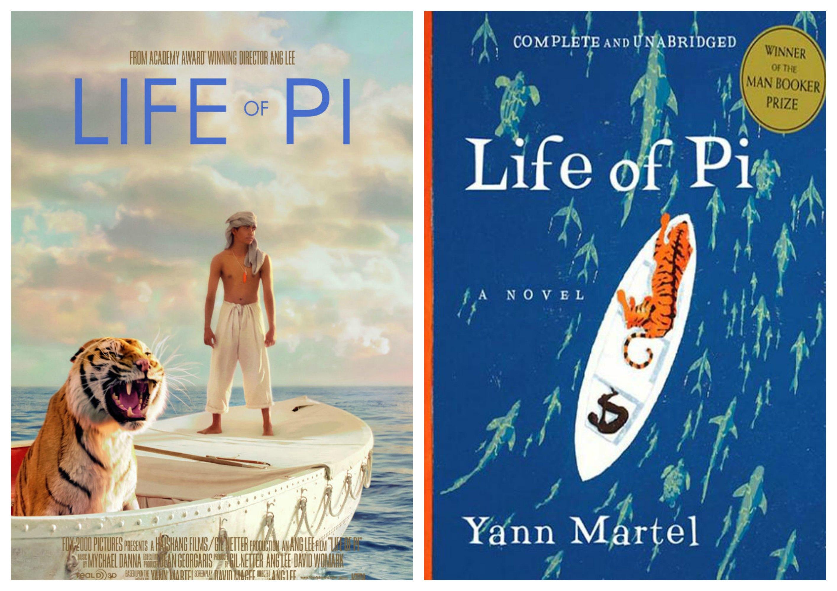 Religion & 'Life Of Pi'