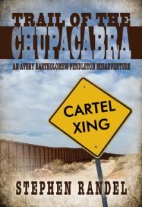 Trail  of Chupacabra by Stephen Randel