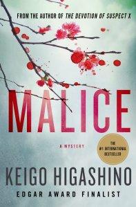Malice - Book Cover